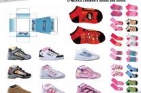 U*NEAKS Children's Shoes and Socks