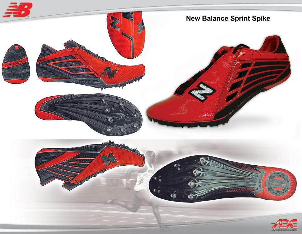 new balance sprint