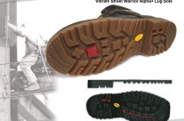Vibram Street Warrior Alpha + Lug Sole