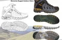 Wolverine Rugged Outdoor Hiker